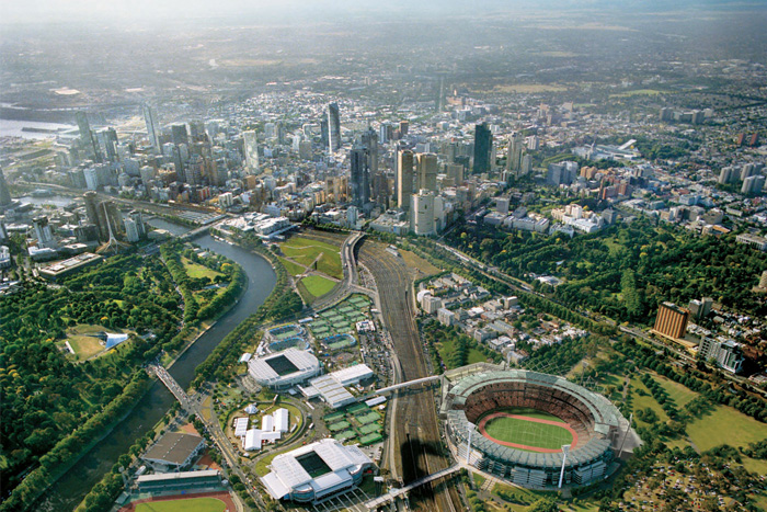Melboure-Olympic-Park