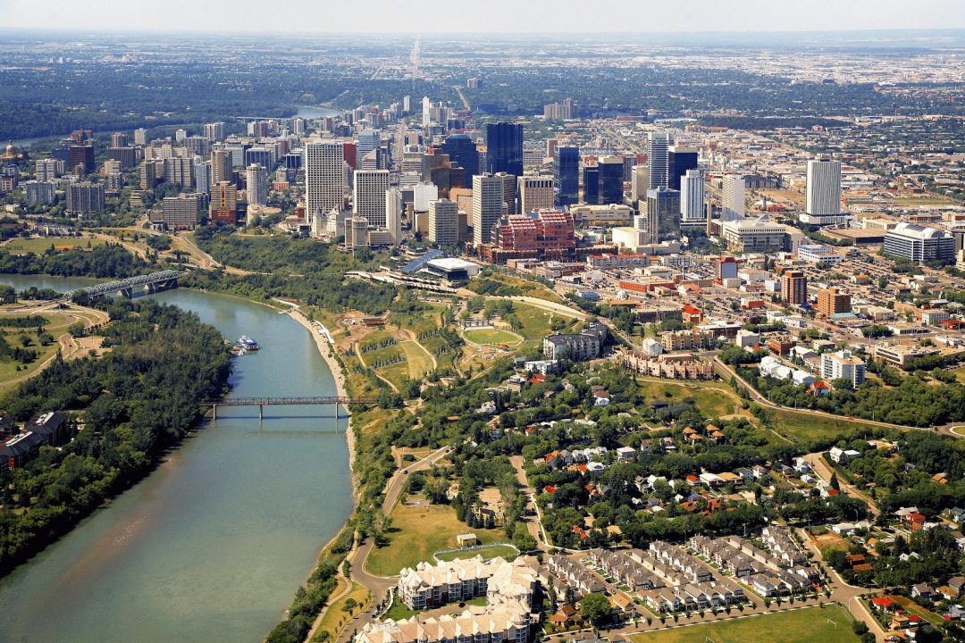Edmonton Canada 1
