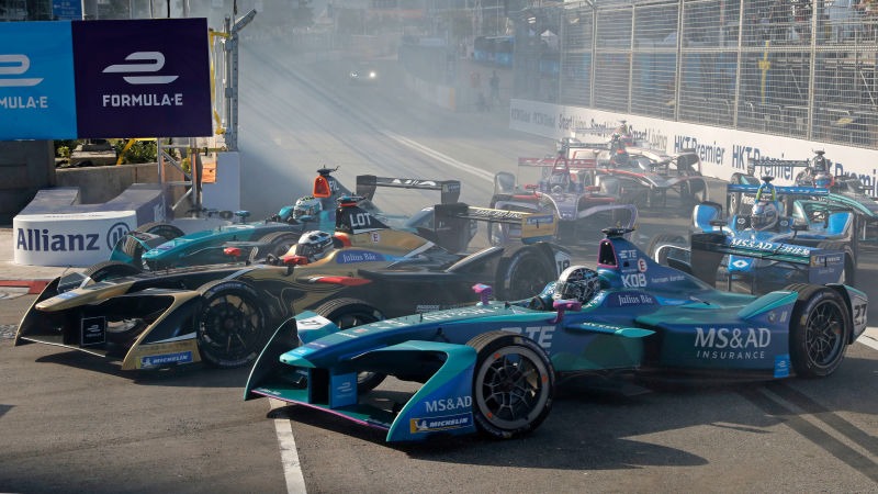Is This The Future of Motor Racing? – Think Sustainability